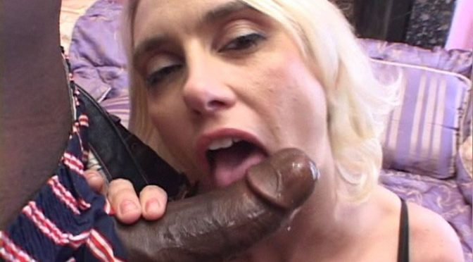 Malory Knoxxx in  Whiteghetto Black Mother Fucking Cream Pie, Scene #04 November 03, 2006  Hardcore, Big Tits