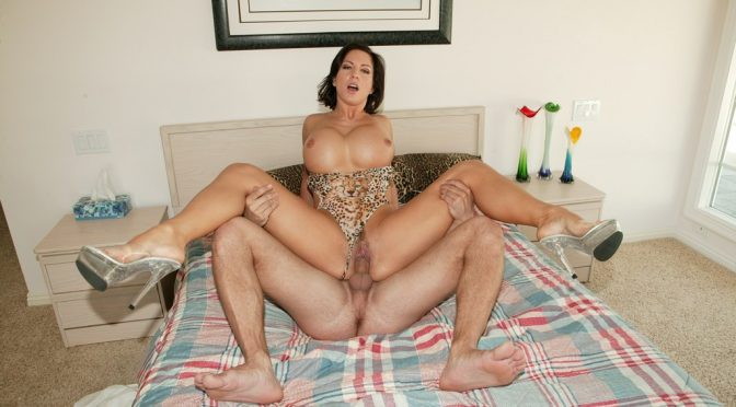 Cynthia Pendragon in  Newsensations Cynthia Pendragon – Older Women Need Love Too #1 November 13, 2012  Big Tits, MILF