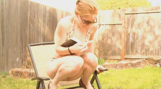 Hdwetting Sun Bathing April 08, 2012  Outdoors