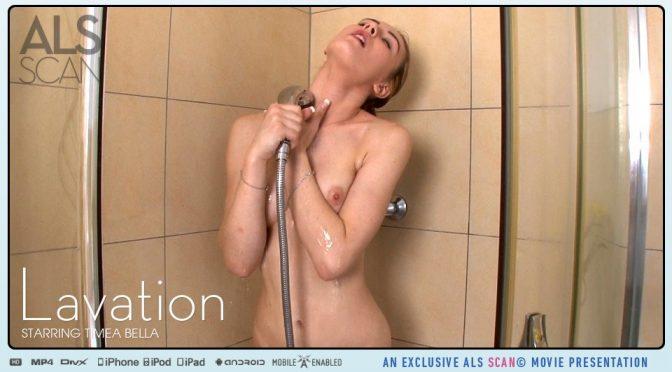 Timea Bella in  Alsscan Lavation October 07, 2015  Vibrator, Masturbation