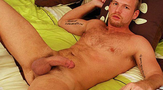 Scott Tanner in  Menover30 Unclothed Mind April 05, 2007  Gay Porn