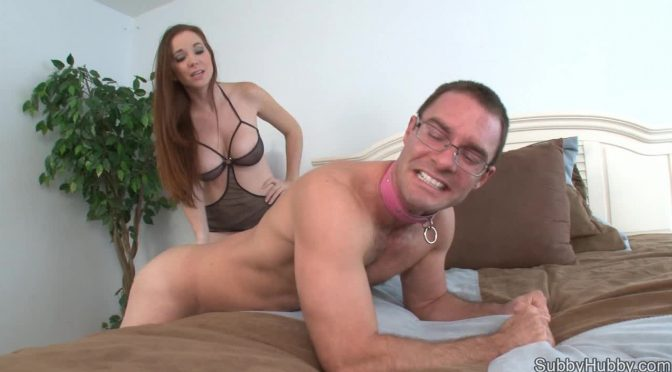 Jessica Ryane in  Subbyhubby Step Sister Is Now Your Goddess Part 2 January 07, 2014  Spanking