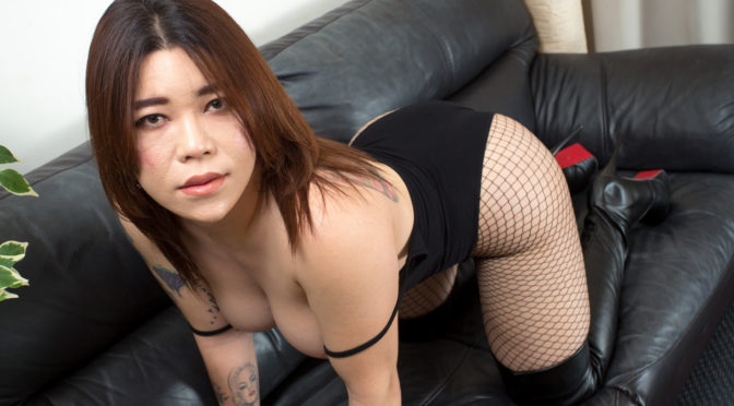 Tim in  Ladyboyladyboy Tim Gets Herself Off! May 22, 2018  Transsexual