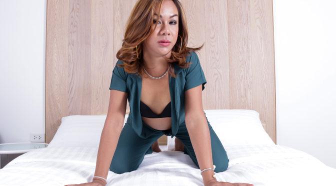 Jaya in  Ladyboyladyboy Jaya Got Even Hotter And Naughtier! February 14, 2017  Transsexual