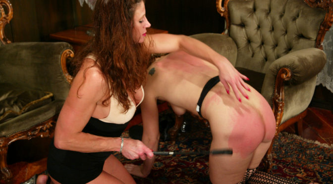 Kat in  Whippedass Kat and Kym Wilde November 15, 2002  Straight, Humiliation