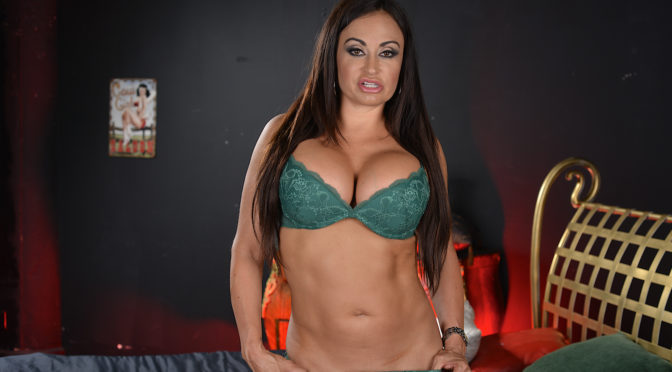 Claudia Valentine in  Pornstarplatinum Claudia Valentine in Kinky Fun October 01, 2014  Big Tits, Toys