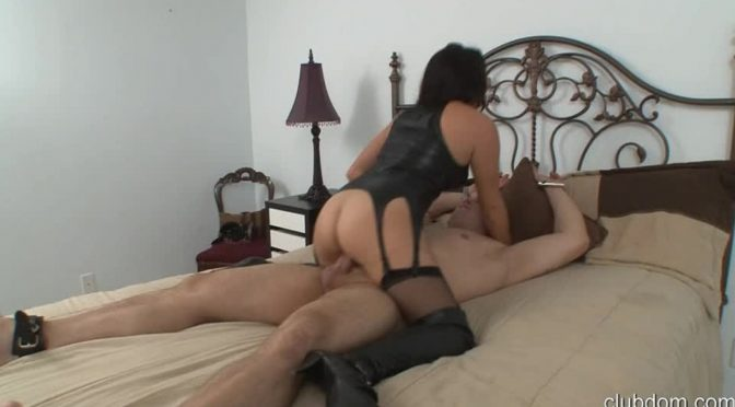 Michelle Lacy in  Clubdom Mistress Michelle Uses Cock To Cum Edges Slave September 21, 2013  Body Worship