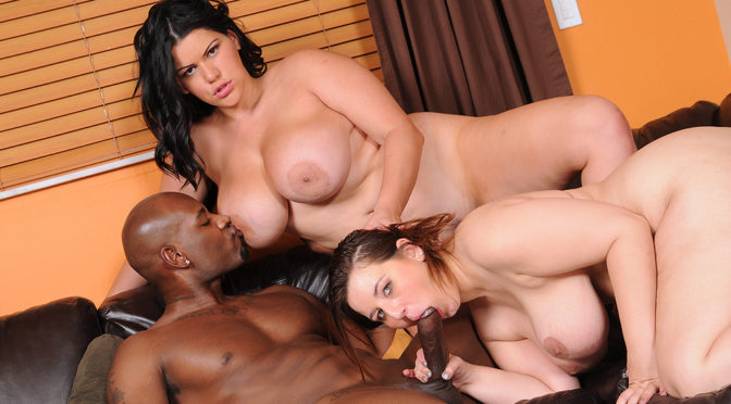 Angelina Castro in  Plumperpass Chocolate Hunger September 10, 2012  Pool, Big Tits