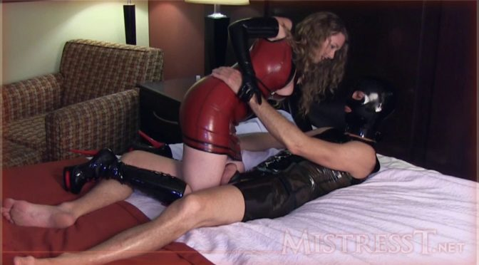 Mistresst Whore In Training February 27, 2017  RUBBER, Latex