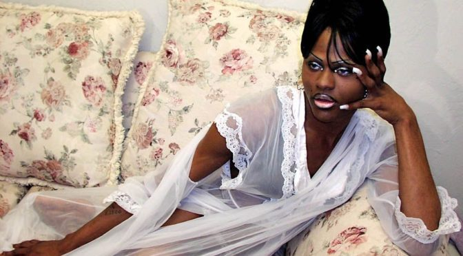 Shanna in  Blacktgirls Short-Haired Phoenix Hottie Shanna! April 28, 2004  Transsexual