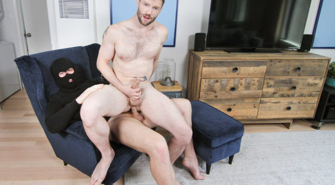 Connor Maguire in  Drillmyhole Ass Bandit Part 4 October 17, 2015  Gay Porn