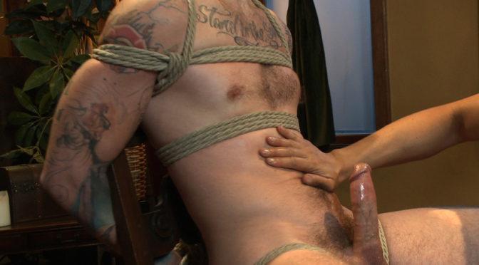 Christian Wilde in  Menonedge Christian Wilde's Nightmare January 08, 2013  Gay, Prostate Stimulation