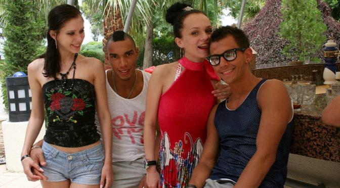 Aspen Richardsen in  Pornweekends Wild vacation sex in Turkey: Day 3 – Group sex party in the hotel room, part 5 June 27, 2014  Blonde