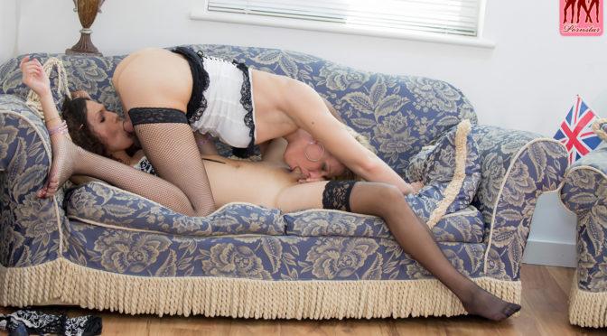 Nicole Montero in  Shemale.porn Nicole Montero & Red Vex February 24, 2015  Transsexual