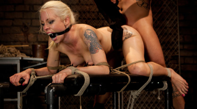 Lorelei Lee in  Thetrainingofo Lorelei Lee Day 1Fall From Grace-The Retraining August 05, 2011  Rope Bondage, Straight