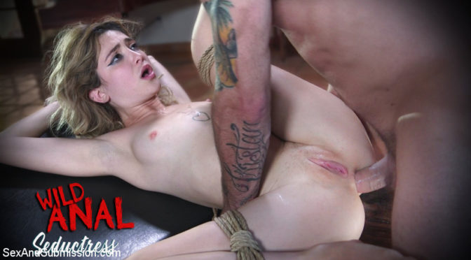 Jane Wilde in  Sexandsubmission Wild Anal Seductress September 14, 2018  Domination, Rough Sex