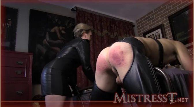 Mistresst Corporal Punishment For Pervert February 27, 2018  CP, Femdom