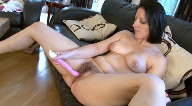 Amber Lustful in  Wearehairy Amber Lustful the best hairy girl ever online February 08, 2013  Masturbation, Meaty Lips