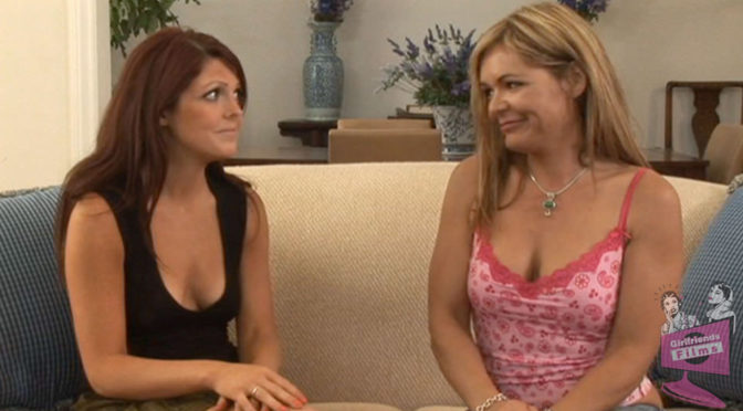 Kelly Leigh in  Girlfriendsfilms Lesbian Seductions #21, Scene #01 October 19, 2014  Pussy Licking, 69