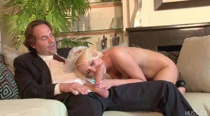 Barelylegal Vanessa Cage in Virgin Brides November 10, 2012  Doggystyle, Facial