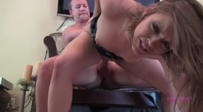 Barelylegal See My Sex Tapes 41 December 07, 2017  Facial, Doggystyle