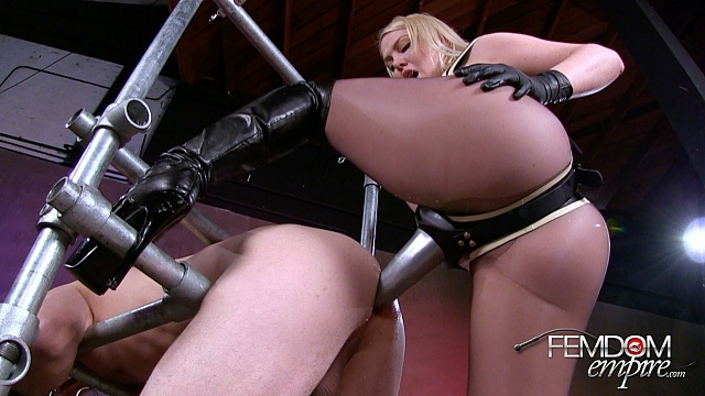 Lexi Sindel in  Femdomempire Fear Her Dick June 27, 2014  Blonde