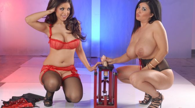 Yuri Luv in  Pornstarplatinum Yuri & Jaylene Rio January 25, 2011  Photos, Toys