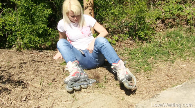 Licky Lex in  Lovewetting Licky Lex – Tight roller skates April 22, 2016