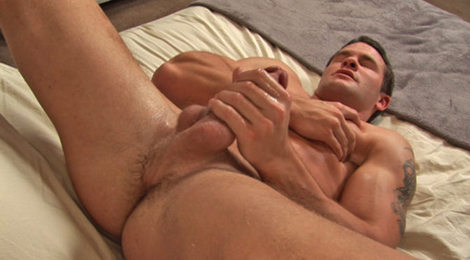 Richard in  Seancody Richard February 22, 2011  Muscles, Solo
