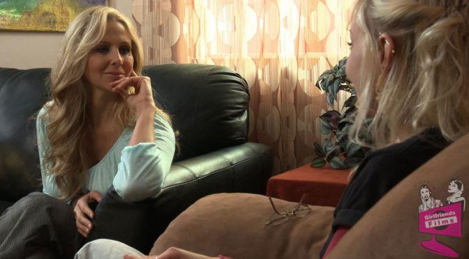 Brea Bennett in  Girlfriendsfilms Lesbian PsychoDramas #02, Scene #01 March 19, 2010  Pussy Licking, Big Tits