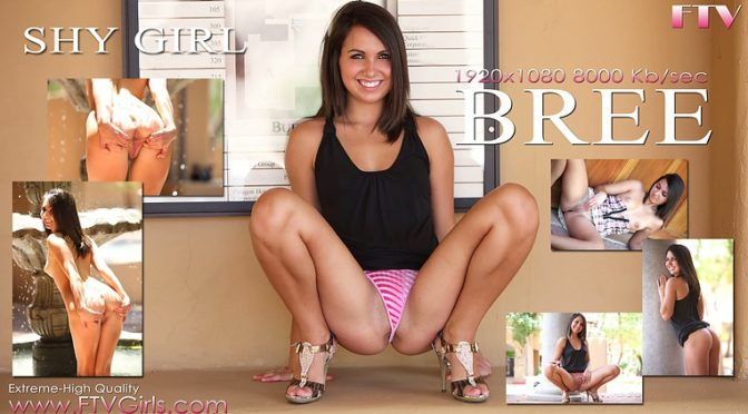Bree in  Ftvgirls Discovering Orgasms January 27, 2011  Dildo Play, First Time Experience