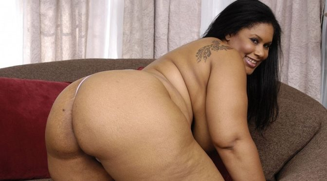 Delilah Black in  Plumperpass Black on Black BBW Blowjob March 01, 2012  Bbw, High Heels