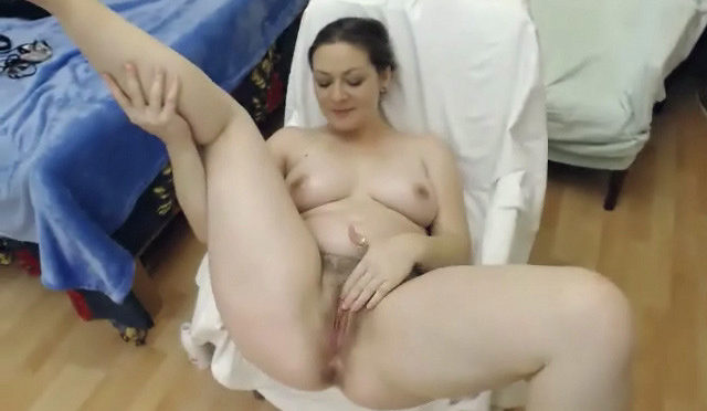 Bula in  Wearehairy Record of Bula's live show October 22, 2018  LiveCam, Brunettes