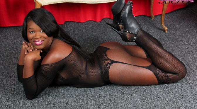 Vickie Star in  Blacktgirls Introducing New Starlet Vickie Star March 18, 2014  Transsexual