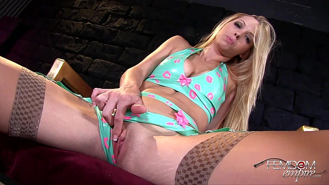 Brooke Logan in  Femdomempire Swallow Your Submission September 06, 2015  Femdom POV