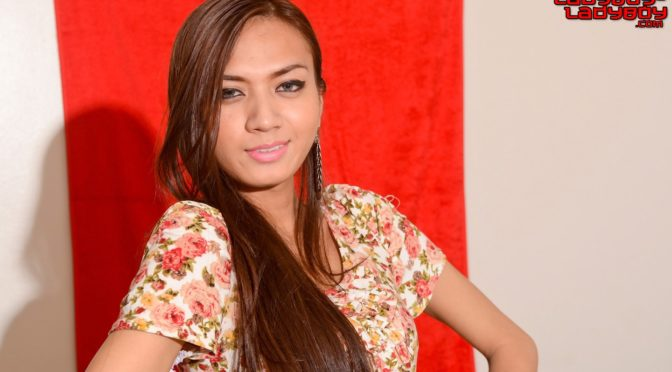 Analeigh in  Ladyboyladyboy Analeigh Seduces You March 16, 2012  Transsexual