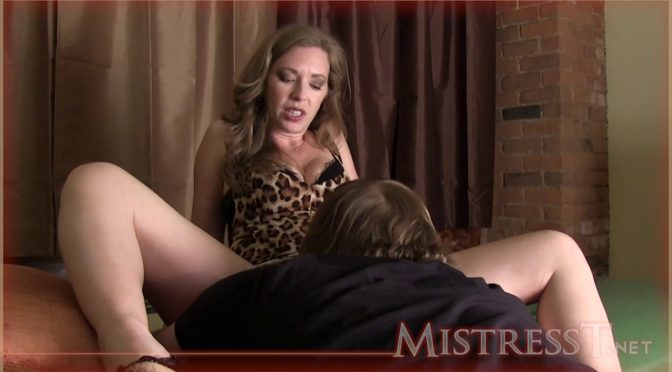 Mistresst Dick Too Small To Fuck September 11, 2011  Older Woman/Younger Man, Pussy Eating