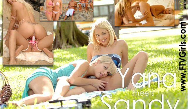 Sandy in  Ftvgirls Vacation Sex September 09, 2007  Dildo Play, Public Nudity