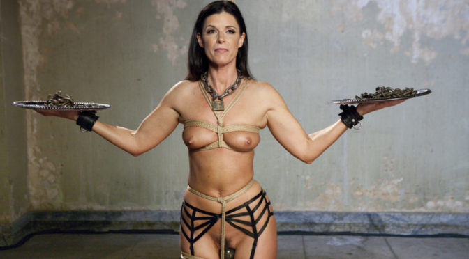 Owen Gray in  Thetrainingofo The Principles of Anal Servitude, Final Day September 04, 2014  Bondage, Humiliation