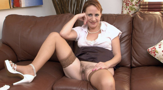 Tiffany T in  Wearehairy Hairy mature woman Tiffany T answers quesitons October 11, 2012  Tattoo, Meaty Lips