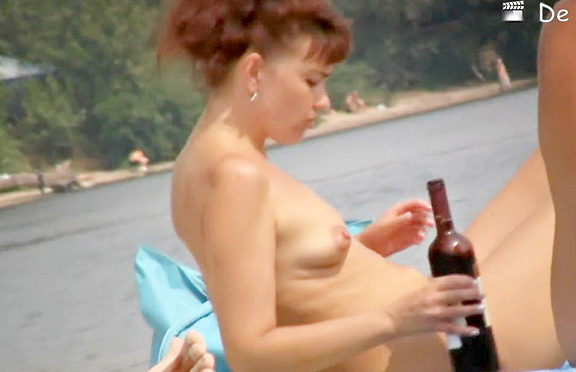 Upskirtcollection Beach nudist sex scenes on the spy camera April 05, 2014  Beach Nudist Sex