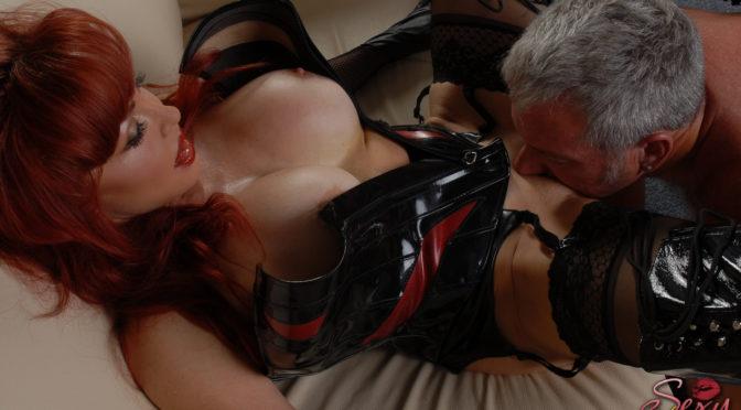 Sexy Vanessa in  Pornstarplatinum Male Slut Slave July 31, 2012  Oral, Big Tits
