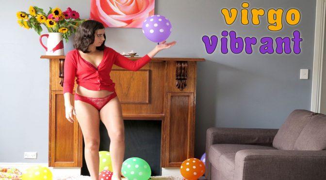 Virgo in  Girlsoutwest Virgo – Vibrant October 28, 2016  Insertion, Sex Toy