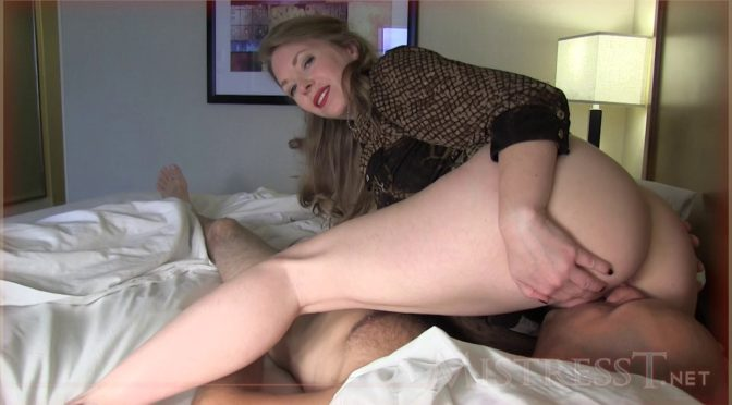 Mistresst Chastity Cuckold Pussy Cleaner October 11, 2012  TEASE & DENIAL, Humiliation