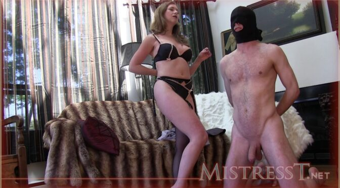 Mistresst Sensual Ball Busting Strip Tease September 26, 2012  Ballbusting, CBT