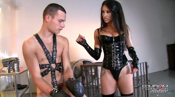 Tangent in  Femdomempire Transformation & Training August 21, 2015  Blonde, Anal Play