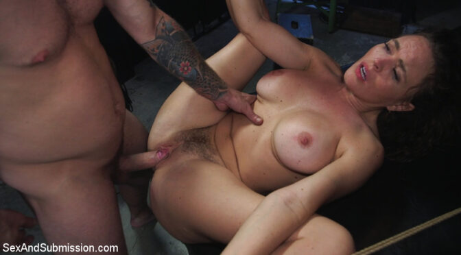 Mr. Pete in  Sexandsubmission Anal Officer August 24, 2018  Domination, Chains