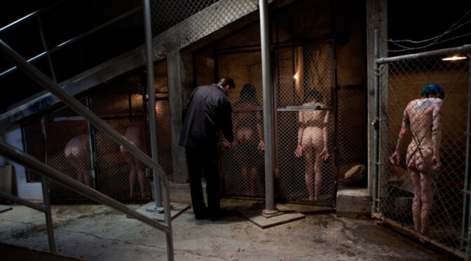 Iona Grace in  Thetrainingofo Day 2 Final Two Slaves January 17, 2011  Bdsm, Master