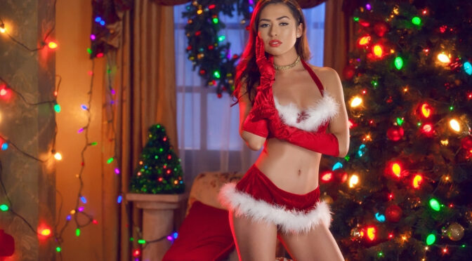 Melissa Moore in  Cherrypimps A Naughty But Very Nice Present December 25, 2017  Real Tits, All Natural