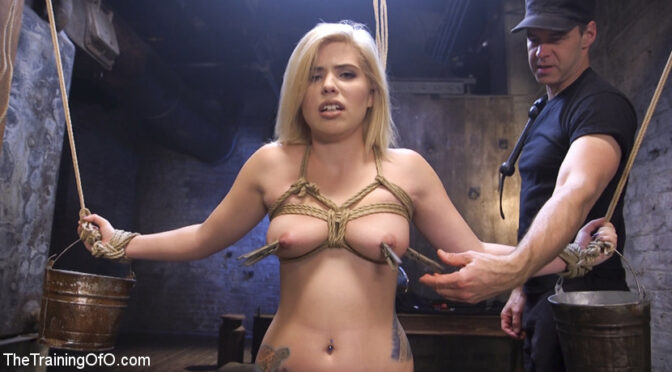 Rikki Rumor in  Thetrainingofo Slave Training Rikki Rumor April 22, 2016  Master, Humiliation